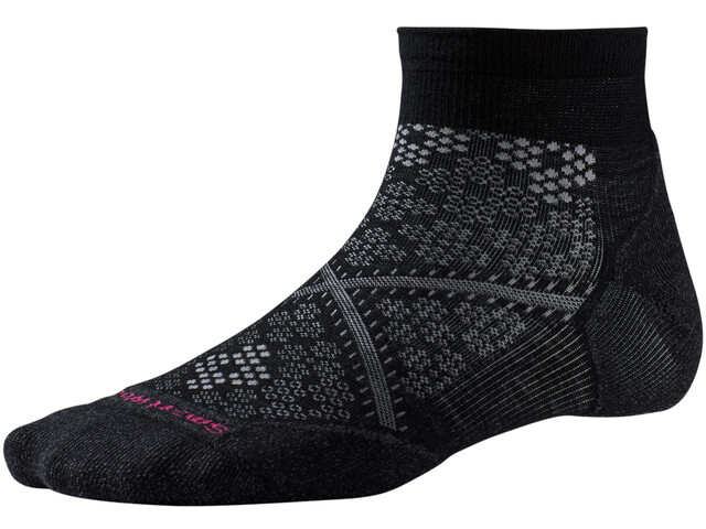 Smartwool W's PhD Run Light Elite Sock Low Cut black